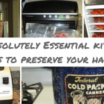 Preserve Your Garden Harvest