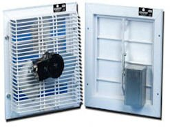 greenhouse ventilation system