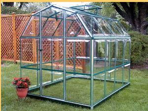 Enthusiast Greenhouse