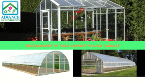 Greenhouses vs Cold Frames vs High Tunnels